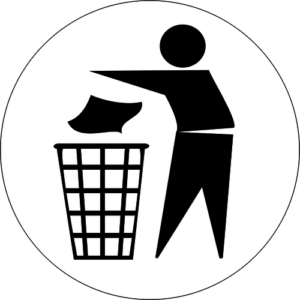 doctormo-Put-Rubbish-in-Bin-Signs
